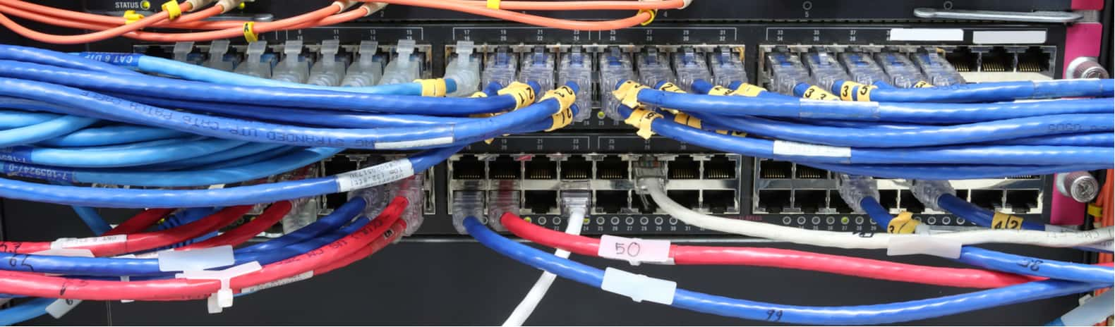 Network Administration Cables